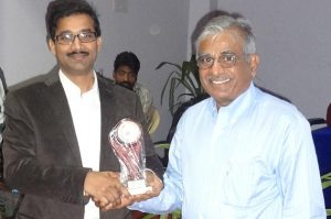 Medical Event images - Dr Chandra Shekhar Award winner for his Orthopaedic Shoulder Surgery Speciality