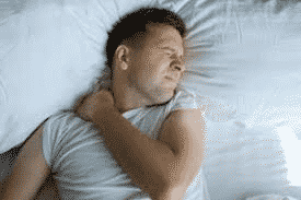 How Should I Sleep With Frozen Shoulder Pain?