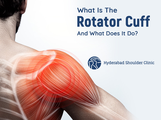 Make an appointment with Dr Chandra Sekhar, best Shoulder Surgeons in Hyderabad, about rotator cuff function and injuries.