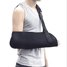 Get the Dr Chandra Sekhar. B, Shoulder surgeon in Hyderabad recommend for sling for shoulder dislocation