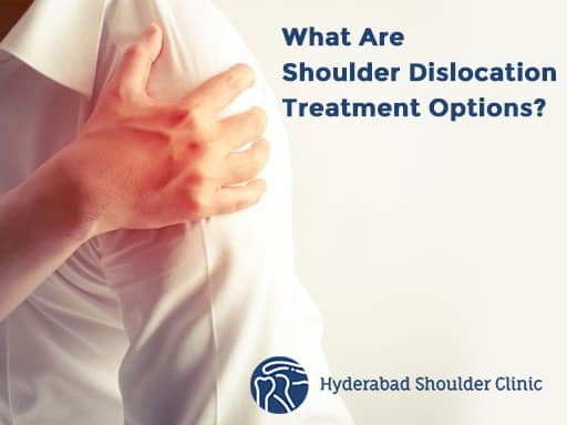 Make an appoitnment with Dr Chandra Sekhar.B for Best Shoulder Dislocation Treatment In Hyderabad
