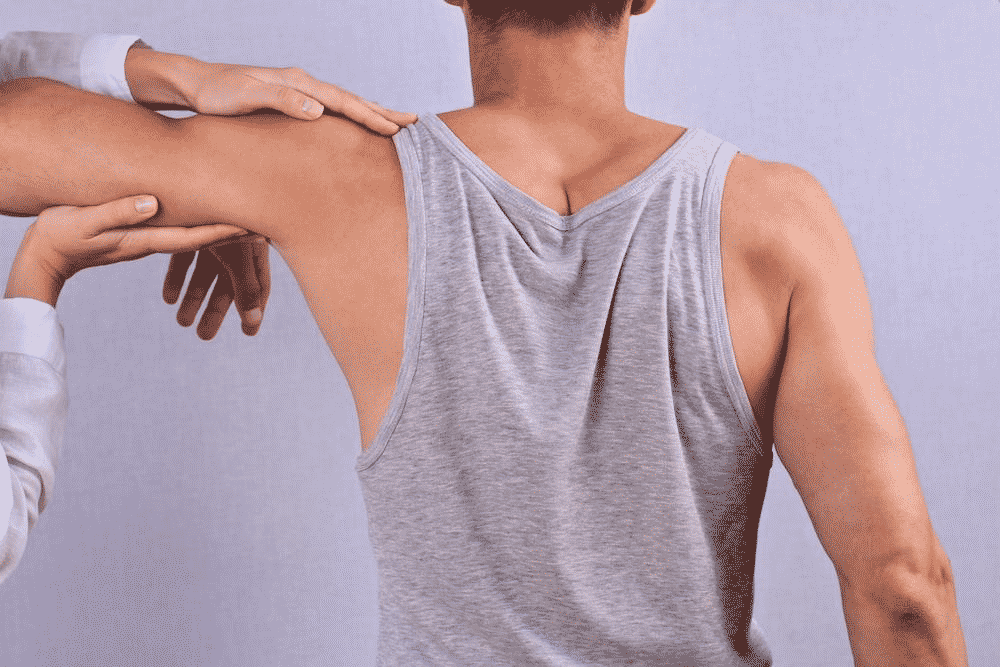 Contact Dr. Chandra Sekhar. B shoulder surgeon and physical therapist for shoulder pain treatment in Hyderabad