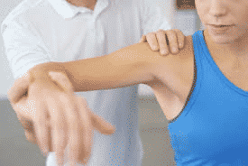 Get now Surgical treatment for frozen shoulder in Hyderabad by Dr. Chanda Sekhar, Orthopedic doctor near me