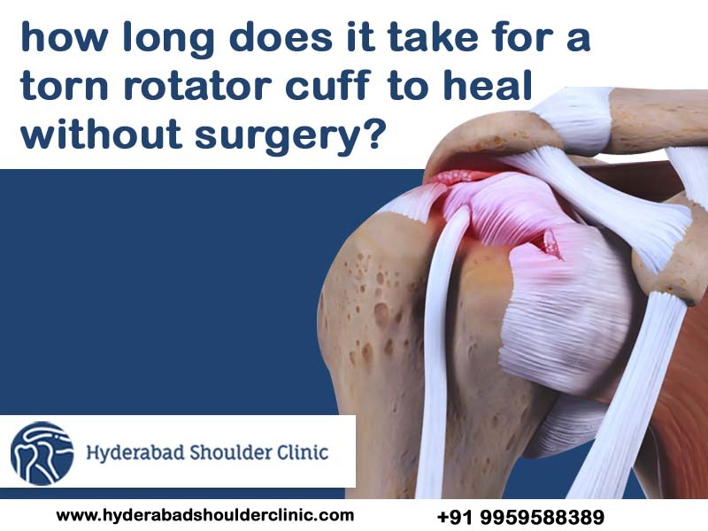 Consult Dr. Chandra Sekhar to know the best option to heal rotator cuff tear without surgery, shoulder pain clinic in Hyderabad
