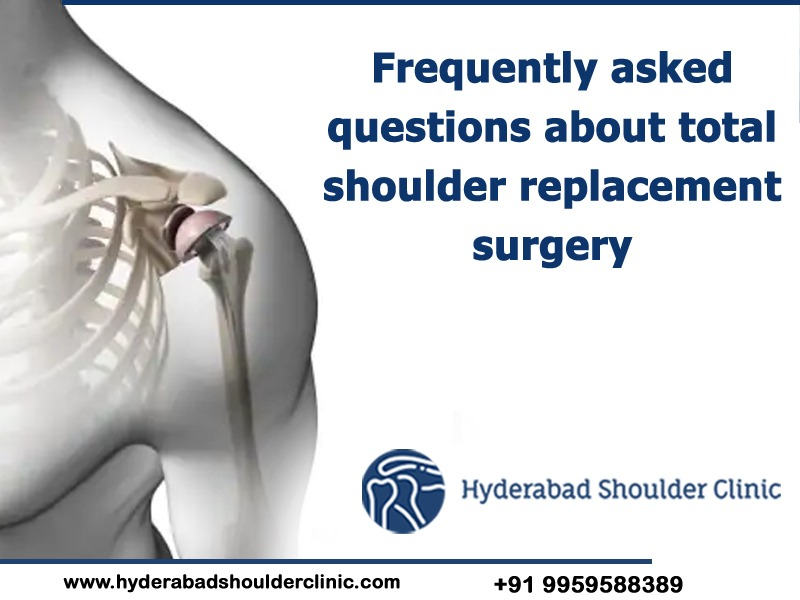 Best Total shoulder replacement surgery in Hyderabad, shoulder replacement surgeon near me
