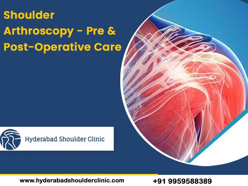 Best Arthroscopy shoulder replacement surgery in Hyderabad, shoulder replacement doctor near me