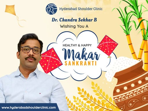 Dr. Chandra Sekhar Wishing You & Your Family A Very Happy Makar Sankranti