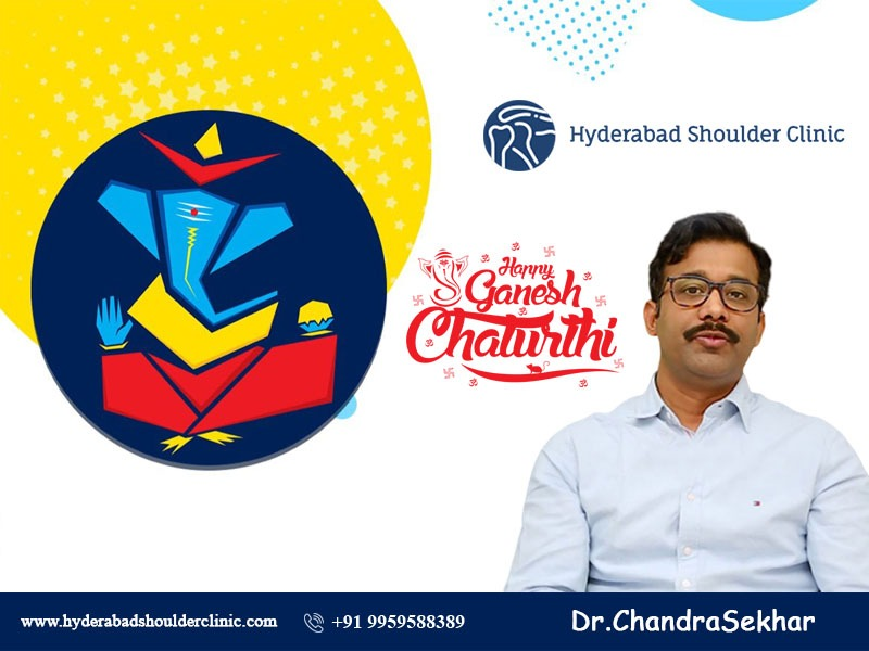 Dr. Chandra Sekhar Wishing You A Blessed Ganesh Chaturthi To You And Your Family Members