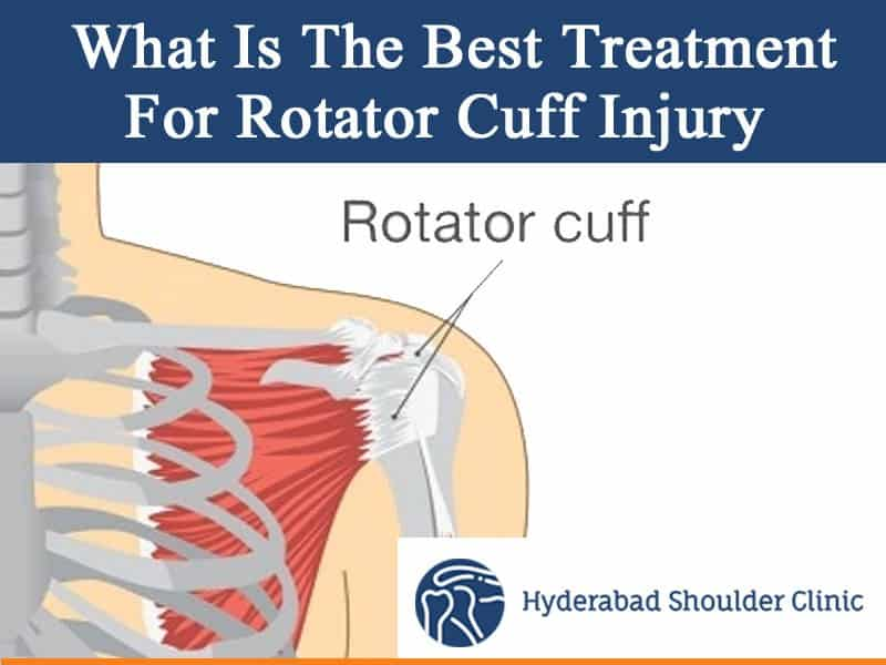 Best Shoulder Rotator Cuff Injury Treatment In Hyderabad, the best shoulder specialist near me